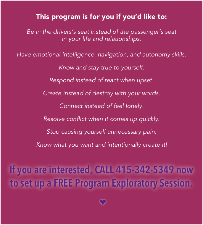 This program is for you if you'd like to: